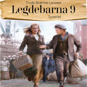 Tyveriet (lydbok) av Trude Brænne Larssen