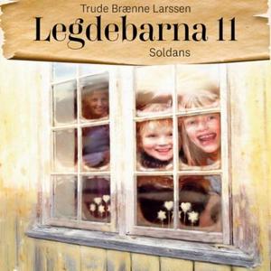 Soldans (lydbok) av Trude Brænne Larssen
