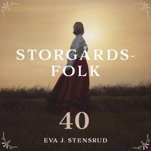 Overfall (lydbok) av Eva J. Stensrud