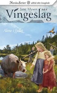 Alene i fjellet (ebok) av Jane Mysen