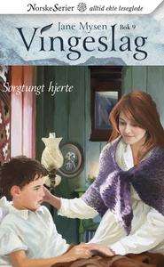 Sorgtungt hjerte (ebok) av Jane Mysen