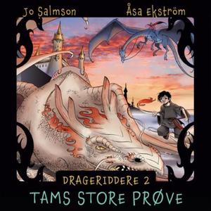 Tams store prøve (lydbok) av Jo Salmson
