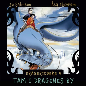 Tam i dragenes by (lydbok) av Jo Salmson