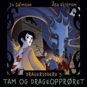 Tam og drageopprøret (lydbok) av Jo Salmson