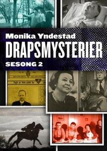 Drapsmysterier (ebok) av Monika N. Yndestad