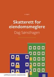 Skatterett for eiendomsmeglere (ebok) av Dag