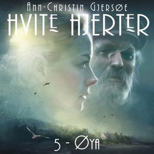 Øya (lydbok) av Ann-Christin Gjersøe