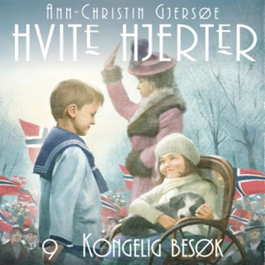 Kongelig besøk (lydbok) av Ann-Christin Gjers