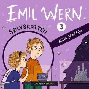 Sølvskatten (lydbok) av Anna Jansson