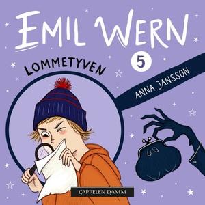 Lommetyven (lydbok) av Anna Jansson