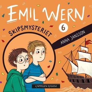 Skipsmysteriet (lydbok) av Anna Jansson