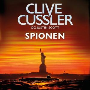 Spionen (lydbok) av Clive Cussler