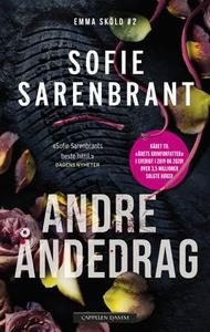 Andre åndedrag (ebok) av Sofie Sarenbrant
