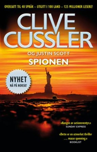 Spionen (ebok) av Clive Cussler, Justin Scott