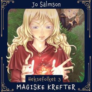 Magiske krefter (lydbok) av Jo Salmson