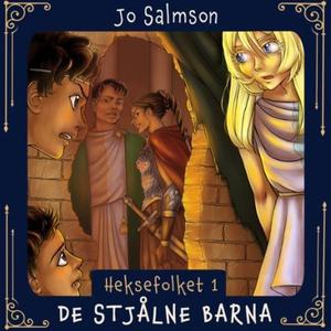 De stjålne barna (lydbok) av Jo Salmson