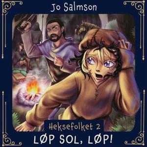 Løp Sol, løp (lydbok) av Jo Salmson