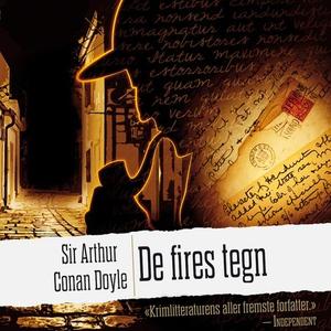 De fires tegn (lydbok) av Arthur Conan Doyle