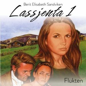 Flukten (lydbok) av Berit Elisabeth Sandviken