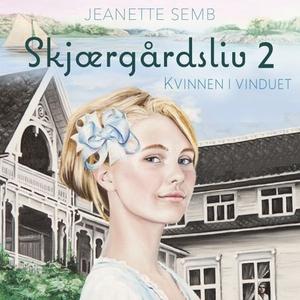Kvinnen i vinduet (lydbok) av Jeanette Semb