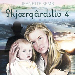 Hemmeligheter og løgner (lydbok) av Jeanette