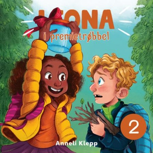 Leona i premietrøbbel (lydbok) av Anneli Klep