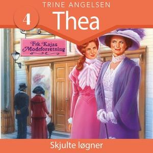 Skjulte løgner (lydbok) av Trine Angelsen