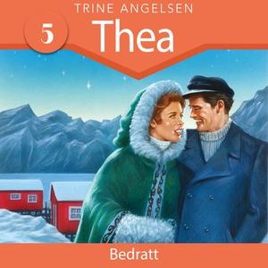 Bedratt (lydbok) av Trine Angelsen