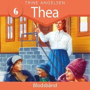 Blodsbånd (lydbok) av Trine Angelsen