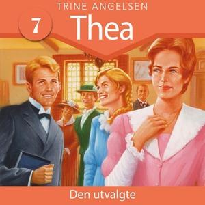 Den utvalgte (lydbok) av Trine Angelsen