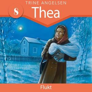 Flukt (lydbok) av Trine Angelsen