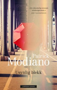 Usynlig blekk (ebok) av Patrick Modiano