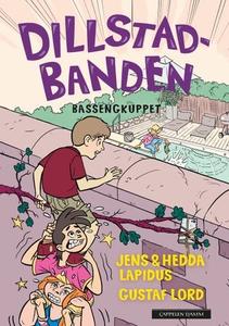 Bassengkuppet (ebok) av Jens Lapidus, Hedda L