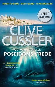 Poseidons vrede (ebok) av Clive Cussler
