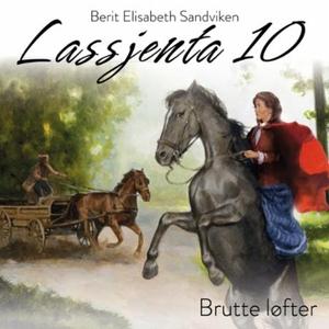 Brutte løfter (lydbok) av Berit Elisabeth San