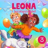 Leona i bursdagstrøbbel