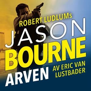 Jason Bourne arven (lydbok) av Robert Ludlum,