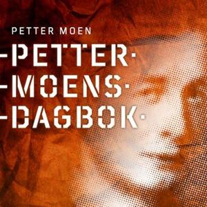 Petter Moens dagbok (lydbok) av Petter Moen