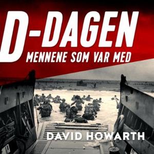 D-dagen (lydbok) av David Howarth