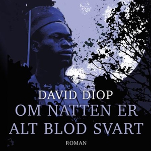 Om natten er alt blod svart (lydbok) av David