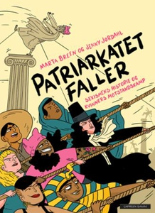 Patriarkatet faller (ebok) av Marta Breen