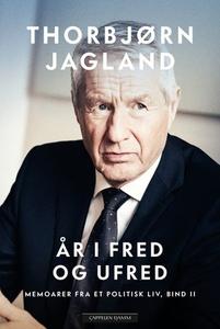 År i fred og ufred (ebok) av Thorbjørn Jaglan
