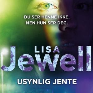 Usynlig jente (lydbok) av Lisa Jewell