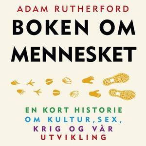 Boken om mennesket (lydbok) av Adam Rutherfor