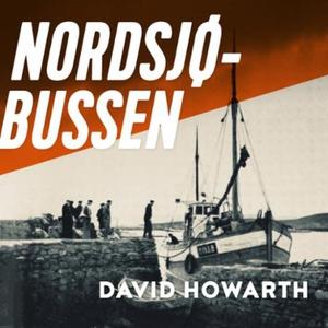 Nordsjøbussen (lydbok) av David Howarth