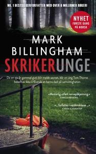 Skrikerunge (ebok) av Mark Billingham