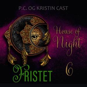 Fristet (lydbok) av P.C. Cast, Kristin Cast