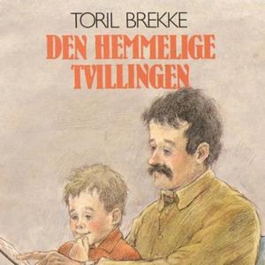 Den hemmelige tvillingen (lydbok) av Toril Br
