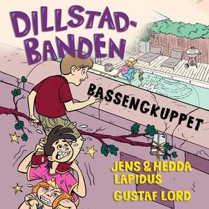 Bassengkuppet (lydbok) av Jens Lapidus