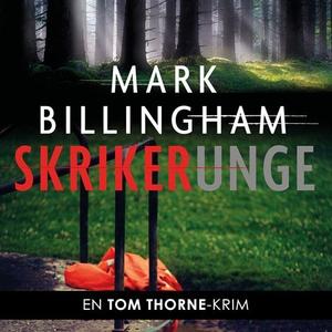 Skrikerunge (lydbok) av Mark Billingham
